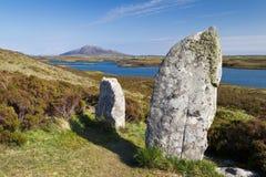 Pobull Fhinn - Loch Langass Royalty Free Stock Photography