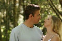 pocałunek Zdjęcie Stock