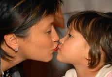 pocałunek Obrazy Stock