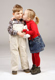 pocałunek Obraz Royalty Free