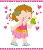 pocałunek Zdjęcia Royalty Free