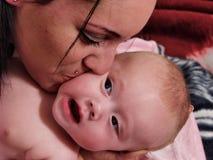 pocałunek sprzeciwu Obraz Stock