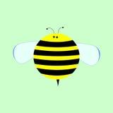 Poca abeja linda de la historieta libre illustration