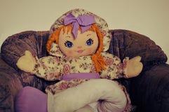 Poca bambola Immagine Stock