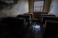 poca capilla en hospital Imagen de archivo
