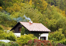 Poca casa Foto de archivo libre de regalías