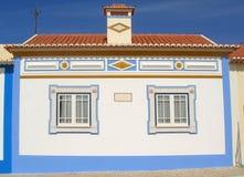 Poca casa bianca Fotografie Stock