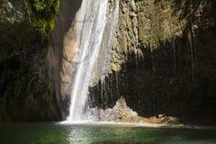 Poca cascada Fotografía de archivo libre de regalías