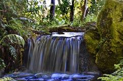Poca cascada Fotografía de archivo