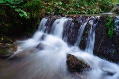 Poca cascata Immagini Stock Libere da Diritti