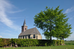 Poca chiesa Fotografie Stock
