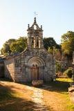 Poca chiesa, Spagna Fotografie Stock