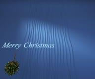 Poca Feliz Navidad Fotografía de archivo