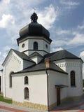 Poca iglesia Imagen de archivo libre de regalías