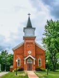 Poca iglesia Imágenes de archivo libres de regalías