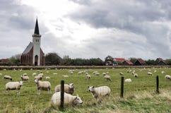 Poca iglesia Imagen de archivo