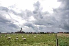 Poca iglesia Foto de archivo