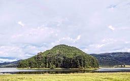 Poca isla Fotografía de archivo
