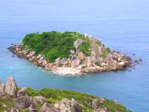 Poca isola di Fitzroy - Australia Fotografia Stock Libera da Diritti