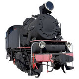Poca locomotora vieja Imagenes de archivo