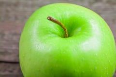 Poca manzana verde Imagen de archivo libre de regalías