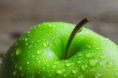 Poca manzana verde Foto de archivo libre de regalías