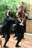 Poca marioneta tailandesa Imagen de archivo