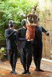 Poca marioneta tailandesa Imagenes de archivo