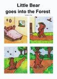 Poca pagina 1 (2004) dell'orso Fotografia Stock Libera da Diritti