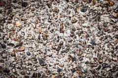 Poca parete della sabbia Fotografie Stock