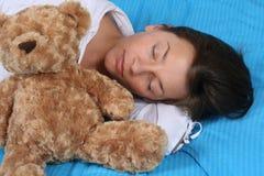 Poca siesta Foto de archivo libre de regalías