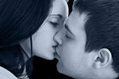 pocałunek Zdjęcia Stock