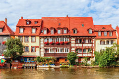 Poca Venecia Bamberg Foto de archivo