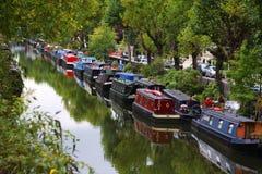 Poca Venecia en Londres Imagen de archivo libre de regalías