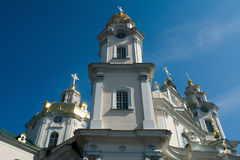 Pochaevskaia lavra Royalty Free Stock Photography