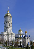 Pochaevsky monastery Royalty Free Stock Photos