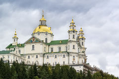 Pochayiv Lavra, Ουκρανία Στοκ Φωτογραφίες