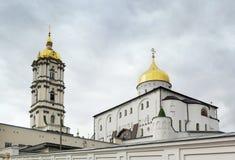 Pochayiv Lavra, Ουκρανία Στοκ φωτογραφίες με δικαίωμα ελεύθερης χρήσης
