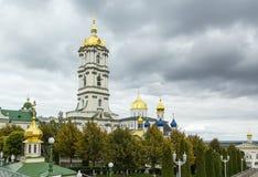 Pochayiv Lavra, Ουκρανία Στοκ εικόνα με δικαίωμα ελεύθερης χρήσης