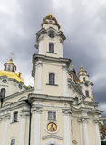 Pochayiv Lavra, Ουκρανία Στοκ φωτογραφία με δικαίωμα ελεύθερης χρήσης
