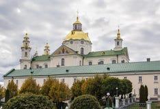 Pochayiv Lavra, Ουκρανία Στοκ Εικόνες