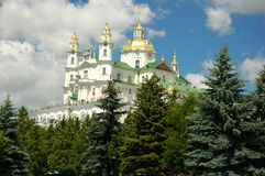 Pochayiv Lavra Royalty Free Stock Image