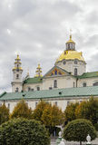Pochayiv Lavra, Ukraine Royalty Free Stock Photography