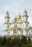 Pochayiv Lavra, Ukraine Stock Photo