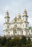 Pochayiv Lavra, Ukraine Stock Photo