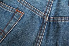 Poche de jeans Image libre de droits