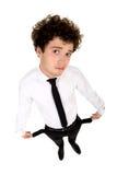 poches vides d'homme d'affaires Photo libre de droits