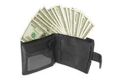 pochette d'argent Photos libres de droits