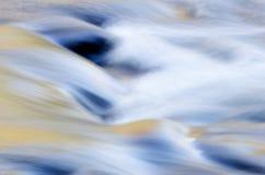 Pochi Rapids del fiume Fotografie Stock Libere da Diritti