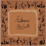 Pochodzenie etniczne, Africa, ludzie Obraz Stock